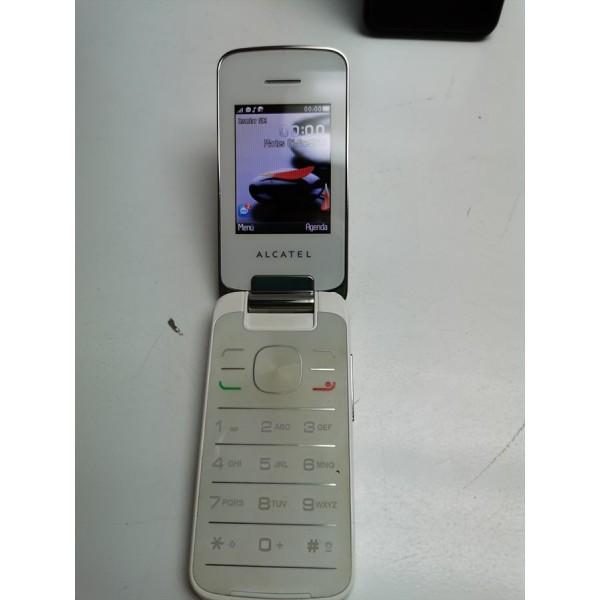 Movil Sencillo Teclas Plegable Alcatel Libre