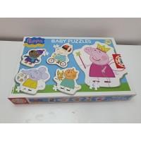 Puzzle Bebes Baby Puzzles Peppa Pig Educa
