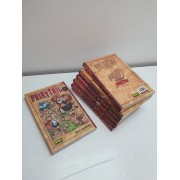 Lote 7 Comics Manga FairyTail Norma Editorial