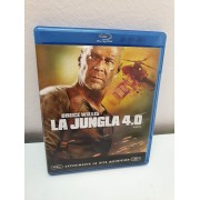 Pelicula Bluray La Jungla 4.0
