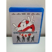Pelicula Bluray Cazafantasmas 1 & 2