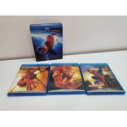 Pelicula Bluray Spider-Man Spiderman La trilogia