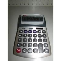 Calculadora electrónica ELCO EOM-112 gris nueva