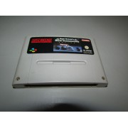 Juego Super Nintendo Nigel Mansell´s World Championship Racing PAL ESP