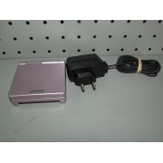 GBA Advance SP Rosa con Cargador ags 001