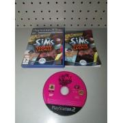 Juego PS2 Los Sims Toman la Calle Comp