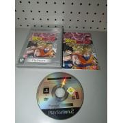 Juego PS2 DragonBall Z Budokai 2 Platinum Comp