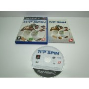 Juego PS2 Comp Top Spin