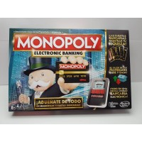 Juego Monopoly Electronic Banking