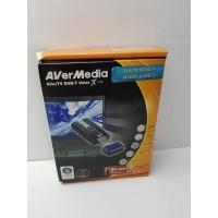 Tarjeta Capturadora TV TDT AverMediaAverTV