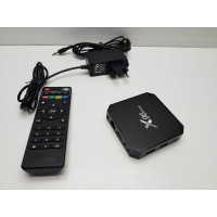 Android TV TT TV Box completo