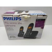 Telefono Inalambrico Duo Philips CD1902 Seminuevo