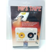 Adaptador Cassette a Auxiliar MP3 Tape Nuevo -1-
