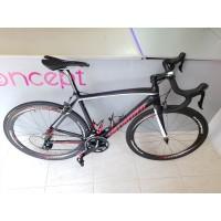 Bicicleta Carretera Specialized Tarmac Sport 2016 Talla 54 Shimano 105 Carbono