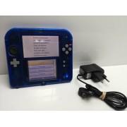 Consola Nintendo 2DS Transparente