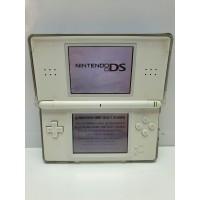 Consola Nintendo DS Lite Blanca Leve Defecto