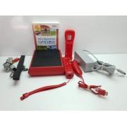 Consola Nintendo Wii Mini RED Completa