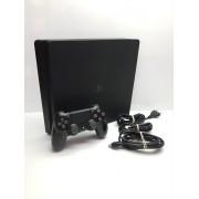 Consola PS4 Slim Jet Black 1Tera