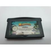 Juego Nintendo GBA Madagascar