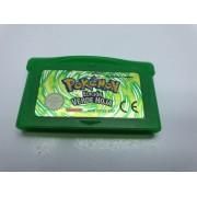 Juego Nintendo GBA Pokemon Edicion Verde Hoja
