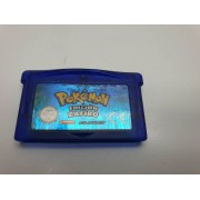 Juego Nintendo GBA Pokemon Edicion Zafiro