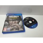 Juego PS4 Call of Duty WWII en caja
