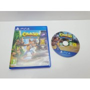 Juego PS4 Completo Crash Bandicoot N sane Trilogy