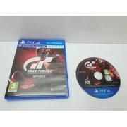 Juego PS4 Completo Gran Turismo Sport