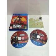 Juego PS4 Red Dead Redemption 2 Completo