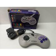 Mando Compatible Super Nintendo Super Turbo Control Pad en caja