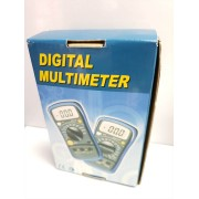 Polimetro Digital Multimeter Azul