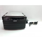 Servidor Discos duros NAS Linksys NAS200