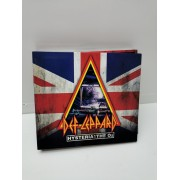 CD Musica Def Leppard Hysteria at the O2