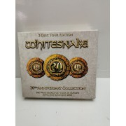 CD Musica Whitesnake 3 Disc Tour Edition 30th Anniversary Collection