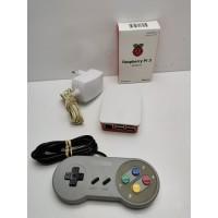 Rasperry Pi 3 Model B + MicroSD 32GB con juegos