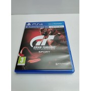 Juego PS4 Gran Turismo Sport