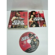 Juego PS3 Red Dead Redemption Completo