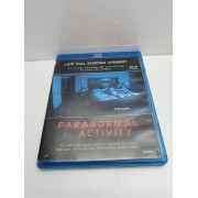 Pelicula BluRay Paranormal Activity