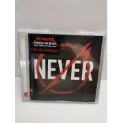 CD Musica Metallica Never