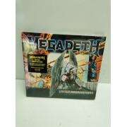 CD Musica Megadeth United Abominations nuevo