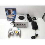 Consola Nintendo GameCube Completa Gris y Juego
