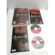 Juego Nintendo GameCube Resident Evil 4 Caja no oficial Completo