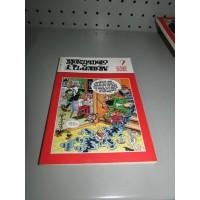 Comic Colección Biblioteca el Mundo Mortadelo y Filemon Nº7