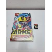 Arms Nintendo Switch PAL ESP