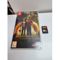 Broken Sword 5 the Serpent´s curse Nintendo Switch PAL ESP