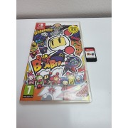 Super Bomberman R Nintendo Switch PAL ESP