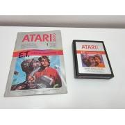 Juego Atari 2600 Suelto E.T. Con Manual