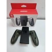 Joy-Con Charging Grip Nintendo Switch Transparente