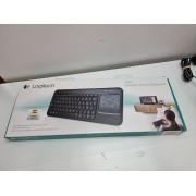Teclado + Touchpad Inalambrico Logitech K400