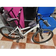 Bicicleta Montaña Blanca SM Rueda 26